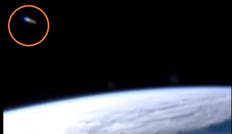 UFO Sighting 2015: Object Appears Near NASA's ISS