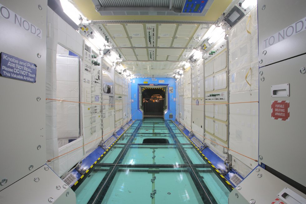 nasa space station inside - photo #32