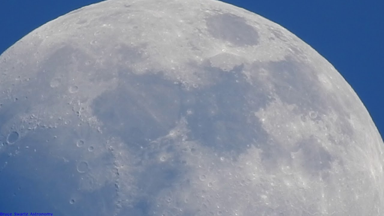 The Daytime Moon Live February 14th 2019 At 4:35pm