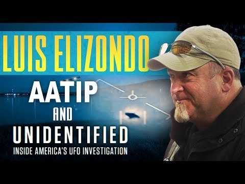 Heads up: Two interviews with Luis Elizondo tomorrow (June 7th 2019)